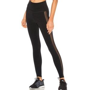 Beyond Yoga Sheer Illusion Highwaist Midi Legging